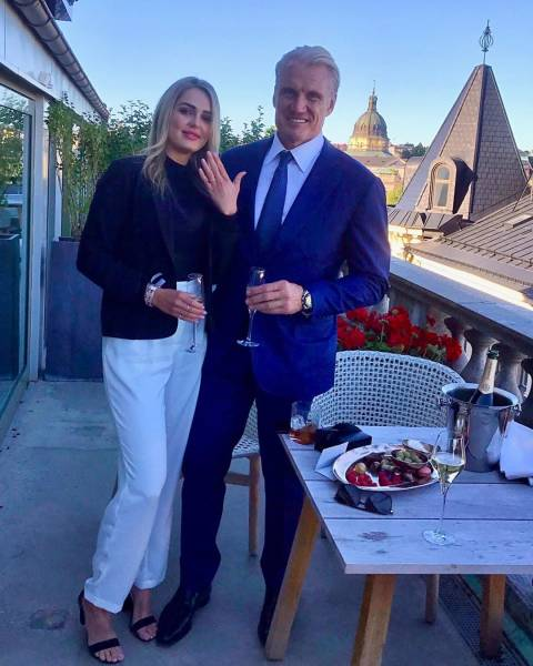 Dolph Lundgren Proposed To Emma Krokdal Who's More Than Twice As Young As Him