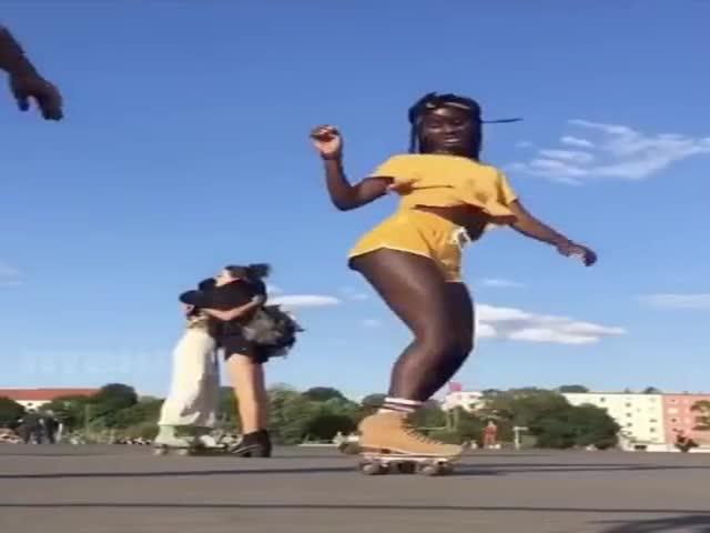 Let's Go Roller Skating!