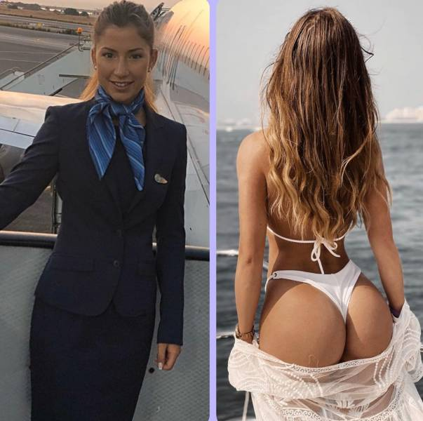 Sexy Girls Of The Sky