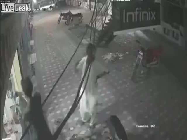 Quick Thinking Saves Lives!