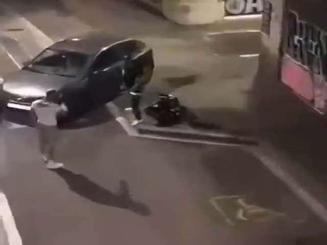 What A Punch!