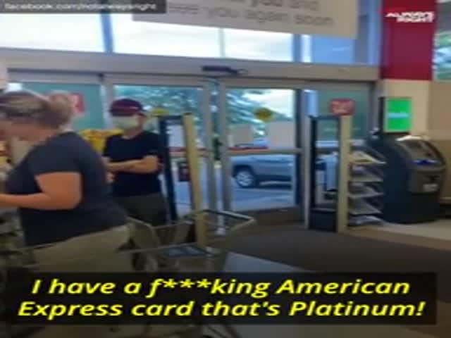 American Express Platinum!