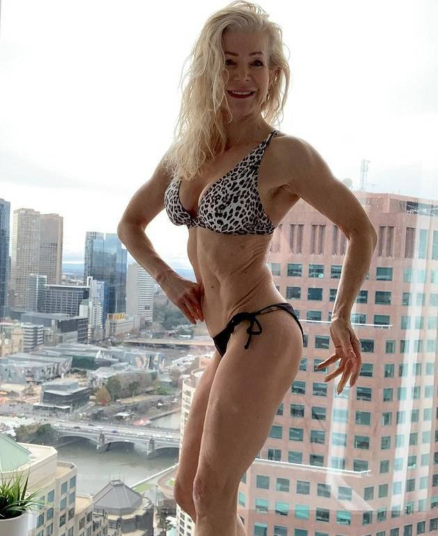 This Australian Grandma Is Still Working Out Hard And Going On Dates!