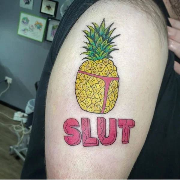 What A Great Tattoo Choice…