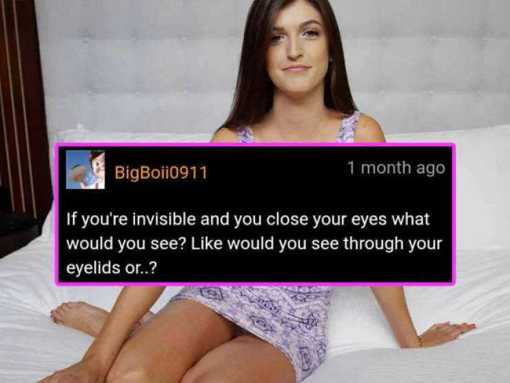 Pornhub's Comment Section Is A Very Special Place…