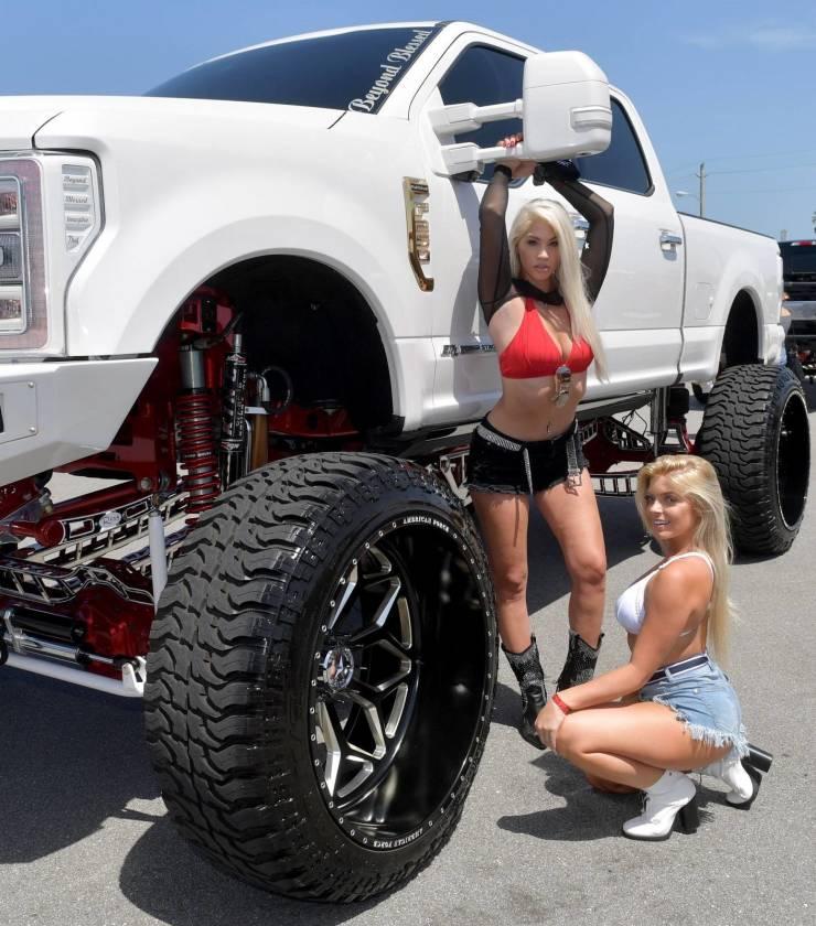 Sexy 2020 Daytona Truck Meet Promotion