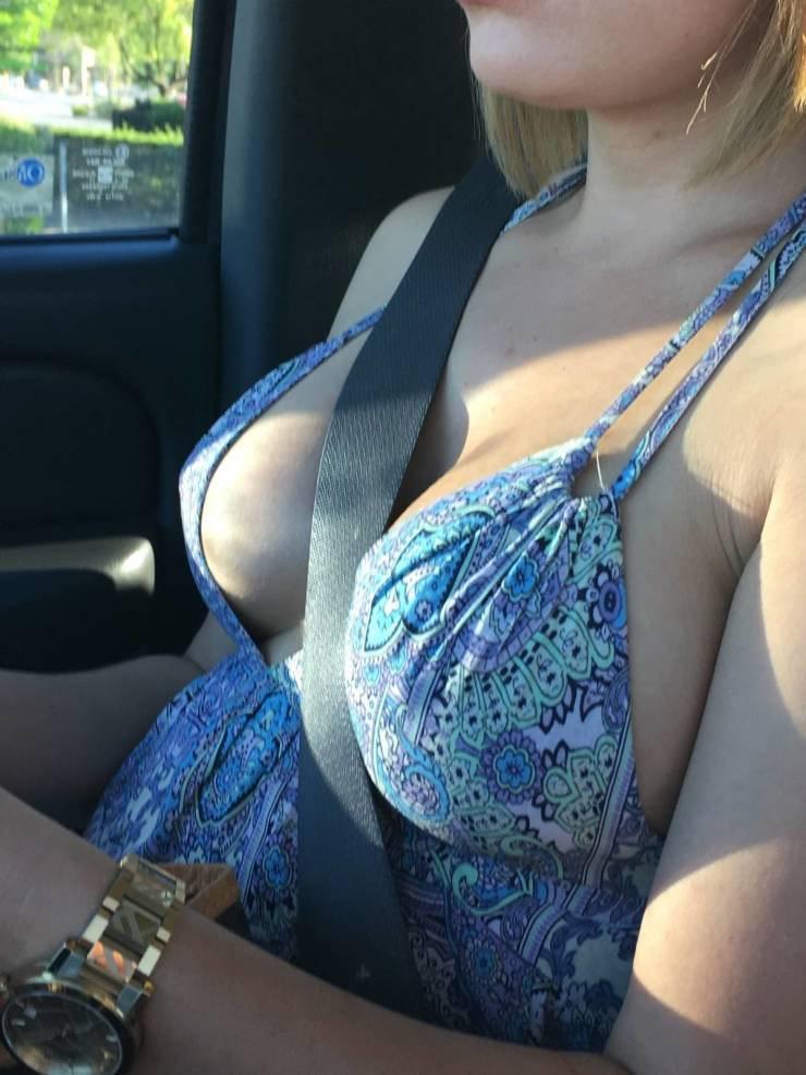 Strap Those Boobs Up!