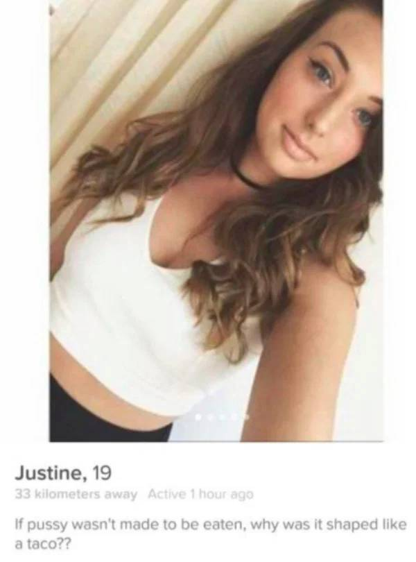 """Tinder"" Did Not Get The Memo About Shame…"