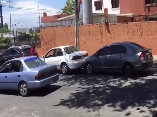 Road Rage Went Too Far…