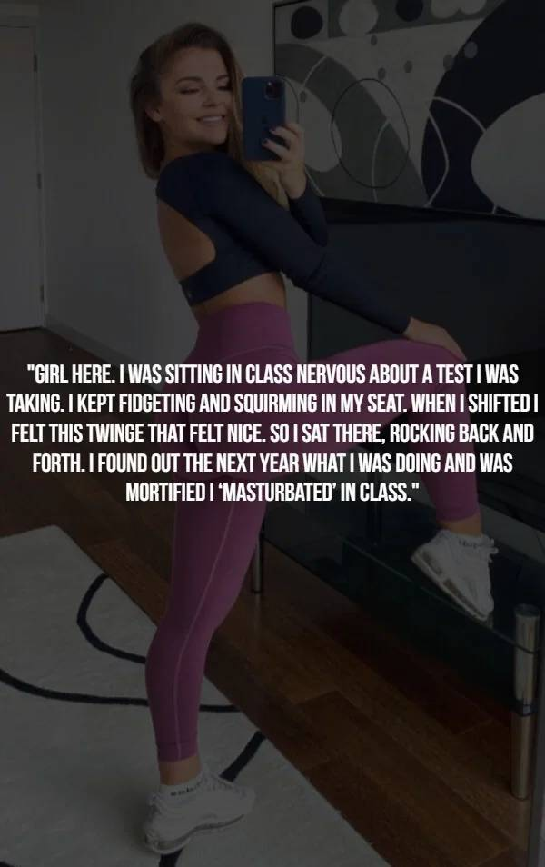 How People Discovered Masturbation For Themselves