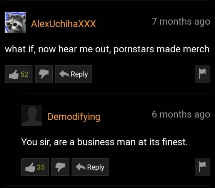 """Pornhub"" Comment Section Is Crazy!"