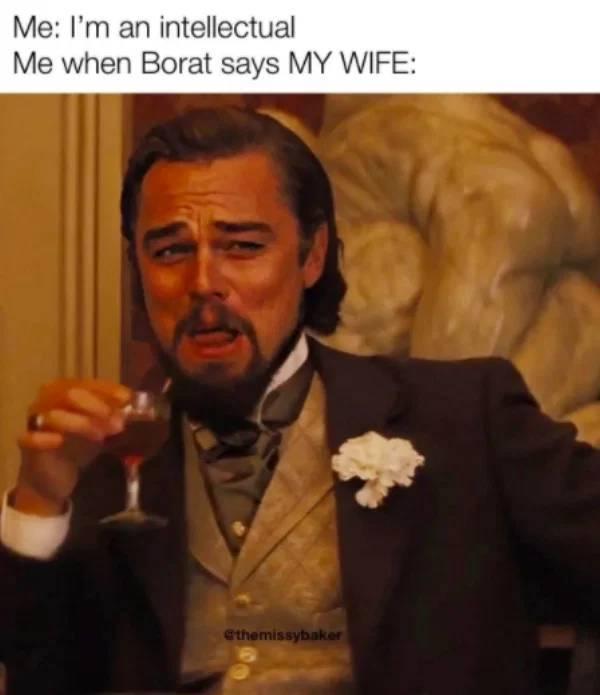 "Very Explicit ""Borat"" Memes"