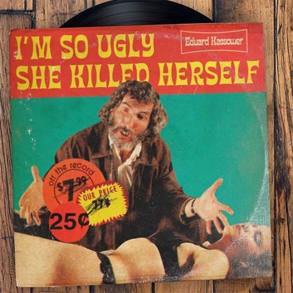Obscure Parodies Of Vintage Album Covers