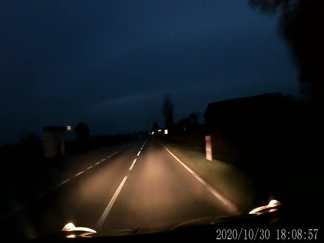 Every Driver's Worst Nightmare