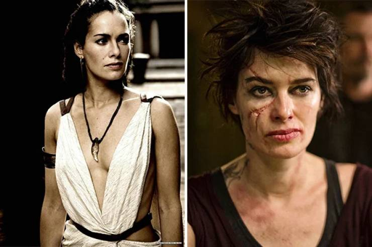 Actresses In Their Sexiest And Least Sexy Roles