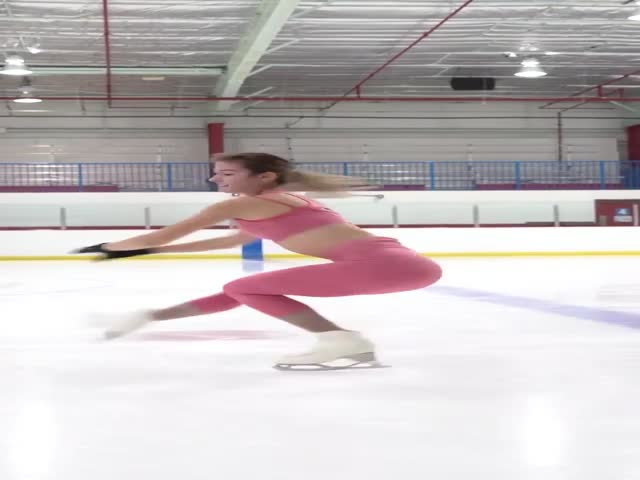 Time For Some Figure Skating!