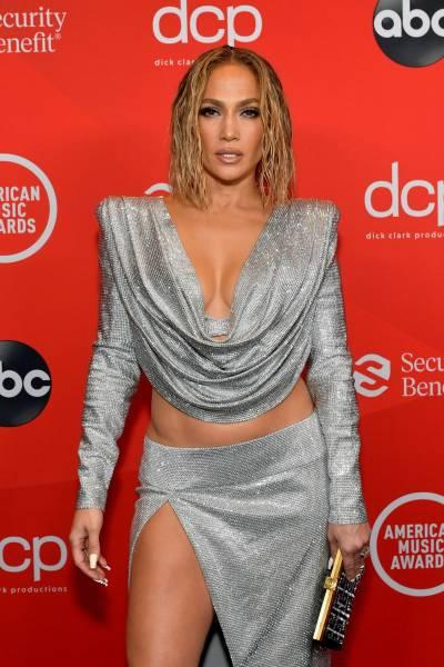 "Jennifer Lopez At ""American Music Awards 2020"""
