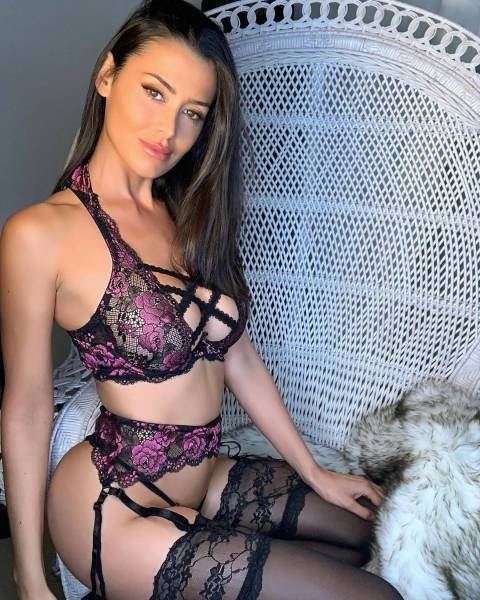 Your Lingerie Has Arrived!