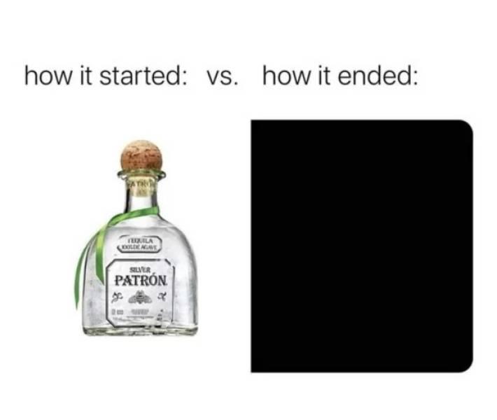 Wasted Is An Understatement…