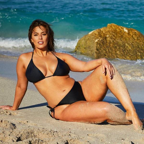 Ashley Graham Has A LOT To Offer!