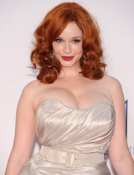 Red Hot Facts About Christina Hendricks