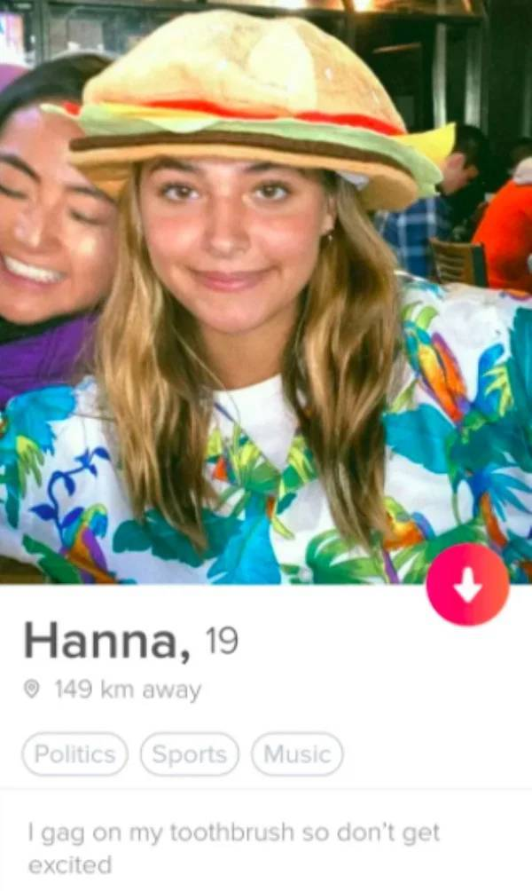"""""""Tinder"""" Has Never Heard About Shame…"""