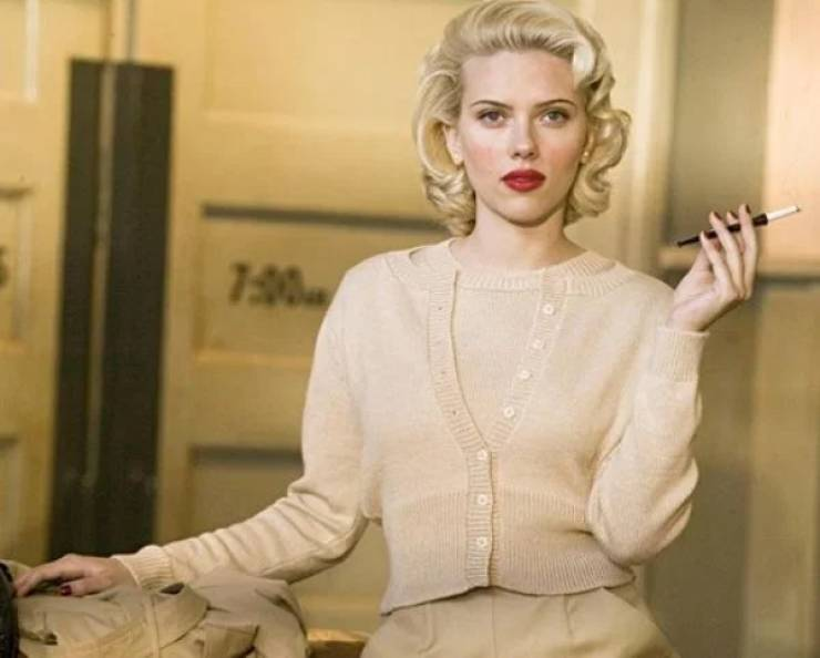 Scarlett Johansson And Some Of Her Spiciest Movies