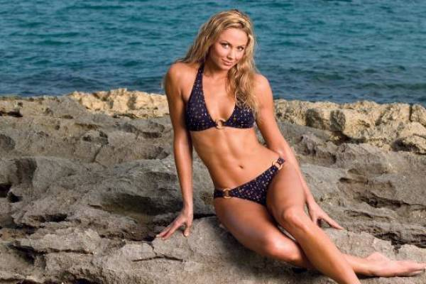 Stacy Keibler Will Get You In The Mood!