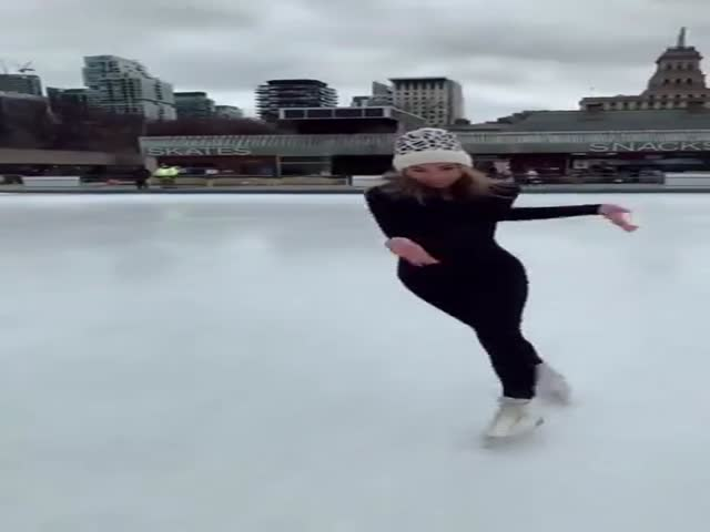 Happy Ice Skating!