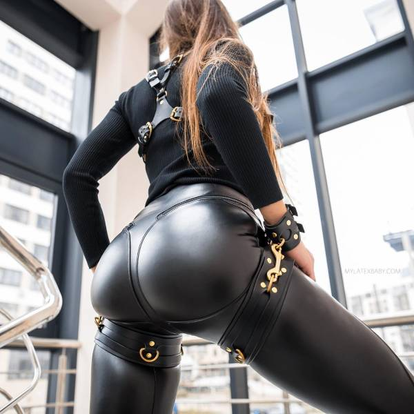 Get Better With Latex And Leather!
