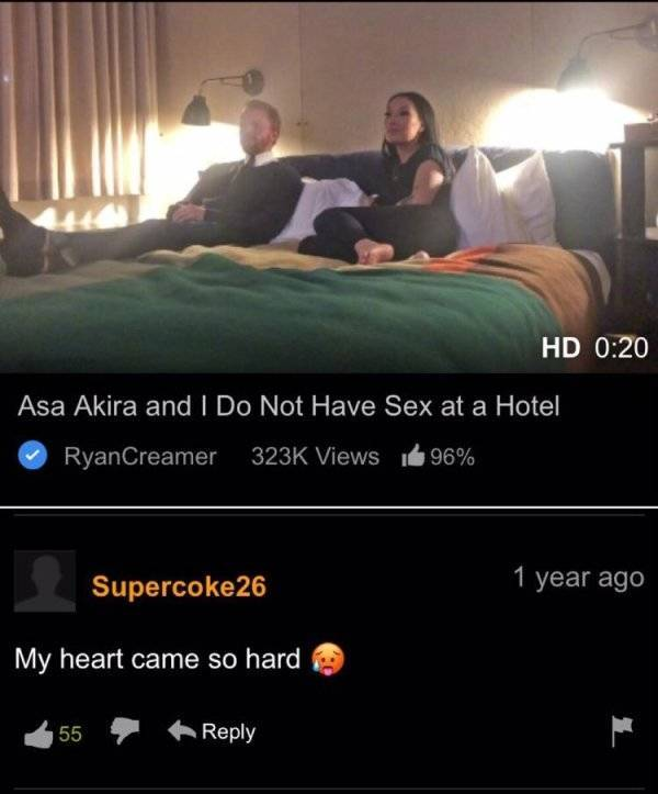 """""""Pornhub"""" Comment Section Is Just Something Else Entirely…"""