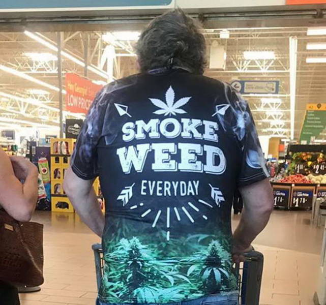 """""""Walmart"""" Visitors Are Very Special…"""