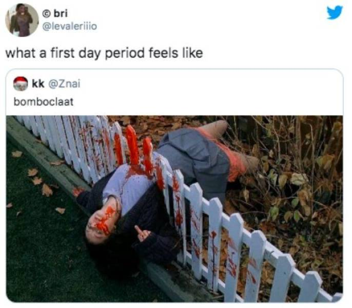 These Period Memes Are Bloody Good!