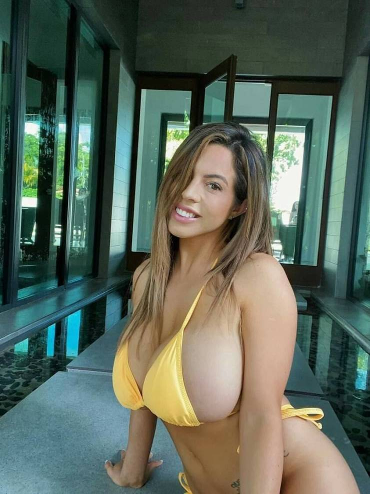 Those Boobs Are Real Big!