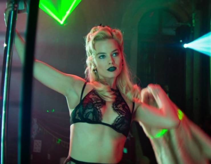 Margot Robbie And Some Of Her Sexiest Roles