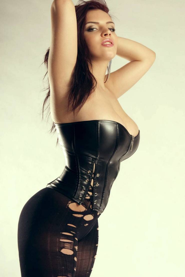 These Corsets Are So Tight!