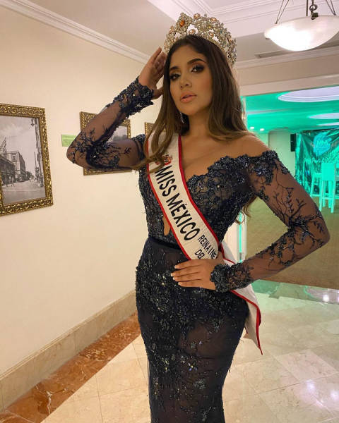 Mexican Beauty Queen Was Allegedly Involved In Kidnapping