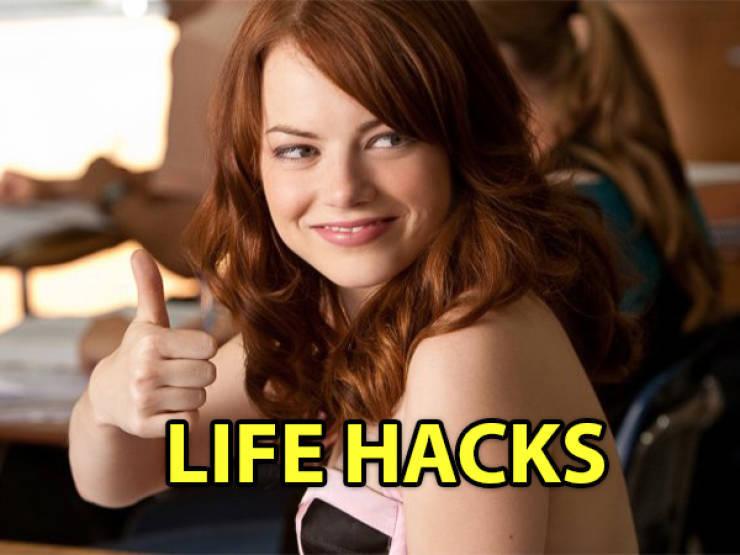 Change Your Life With These Lifehacks!