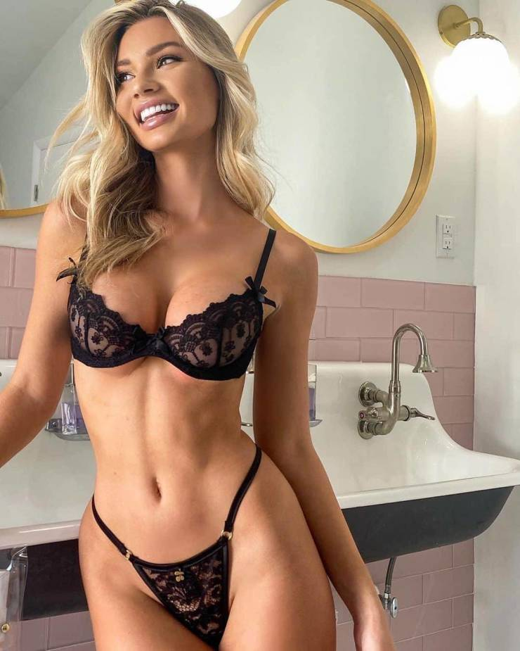 Their Lingerie Makes Everyone Excited!