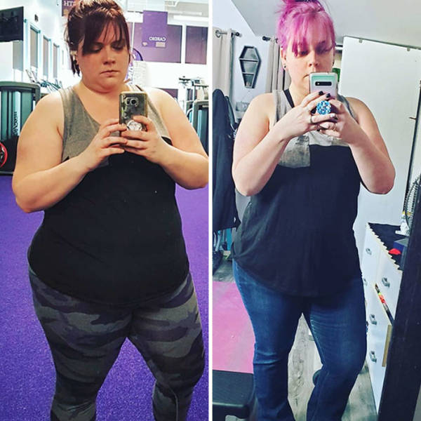 Same Weight, Completely Different Look!
