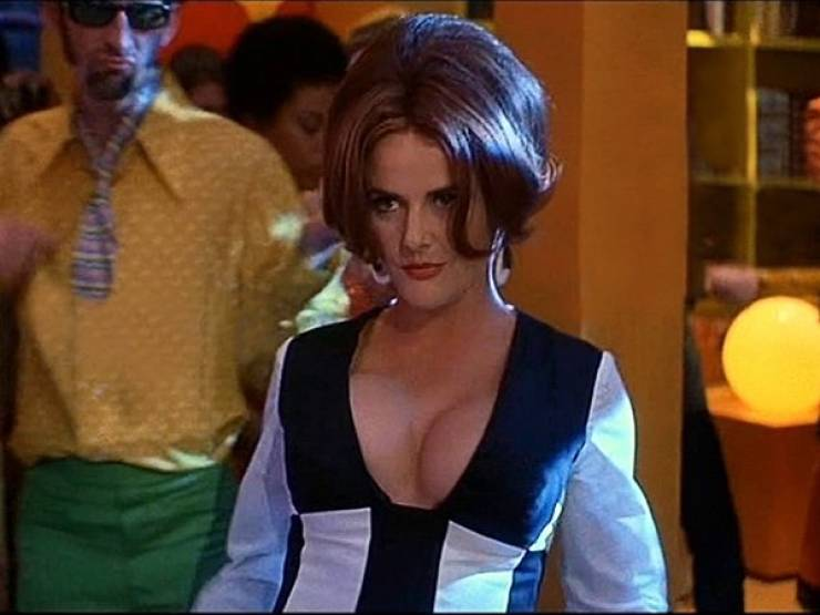 """Hottest Women From """"Austin Powers"""" Movies"""