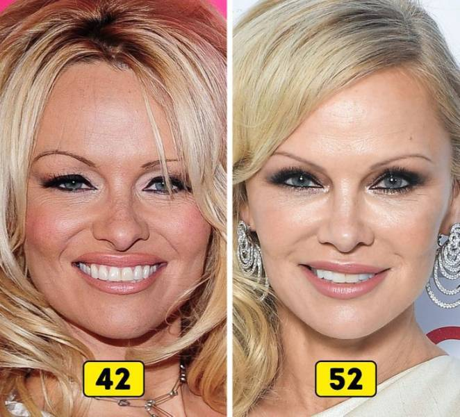 How Celebrities Changed In The Past 10 Years