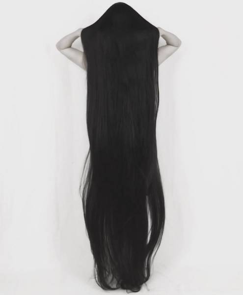 "This Japanese ""Rapunzel"" Has Not Had A Haircut For More Than 15 Years!"