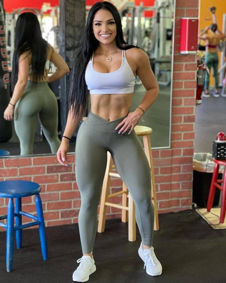 Ready To Hit The Gym With These Girls?