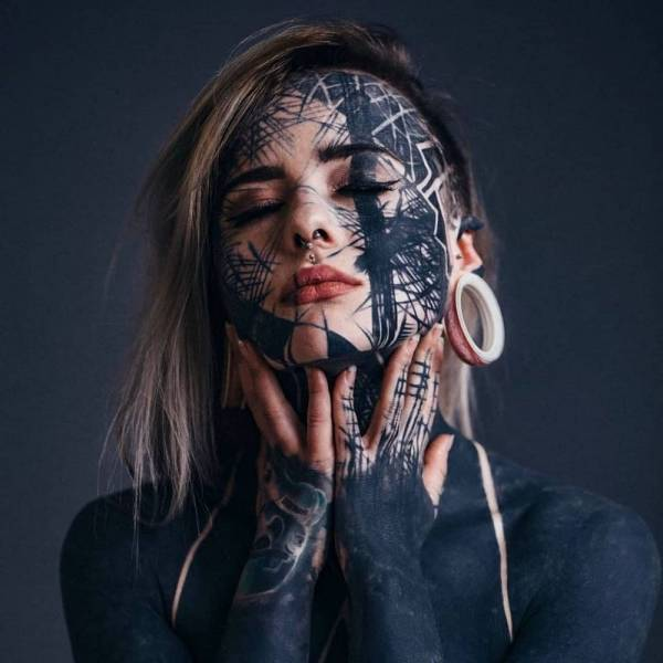People Who Went Overboard With Body Modifications