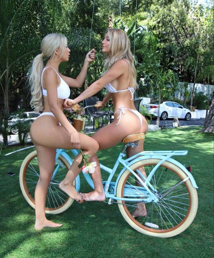 Wanna Ride With Them?