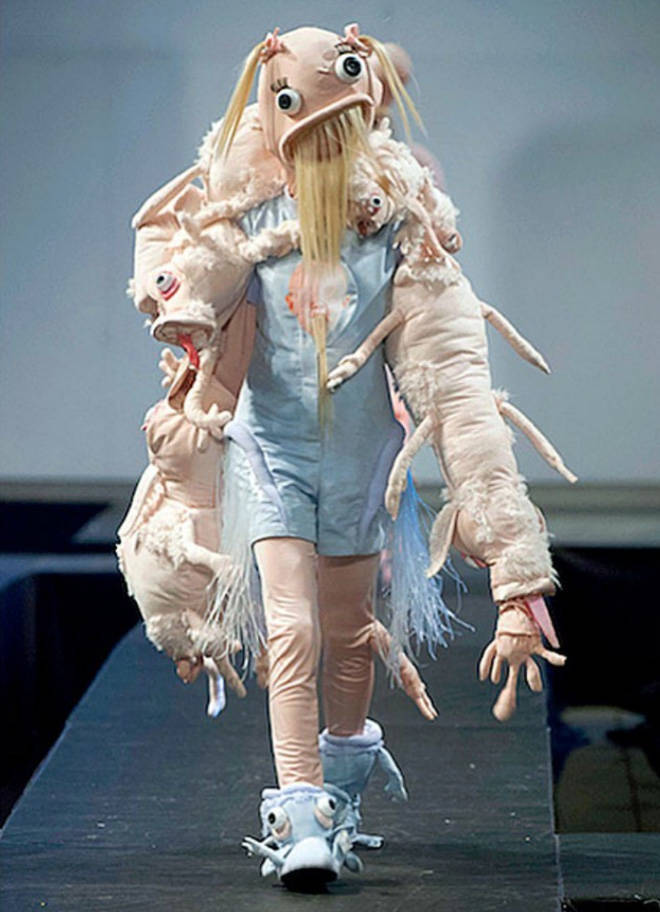 World's Craziest Fashion, Right Here!