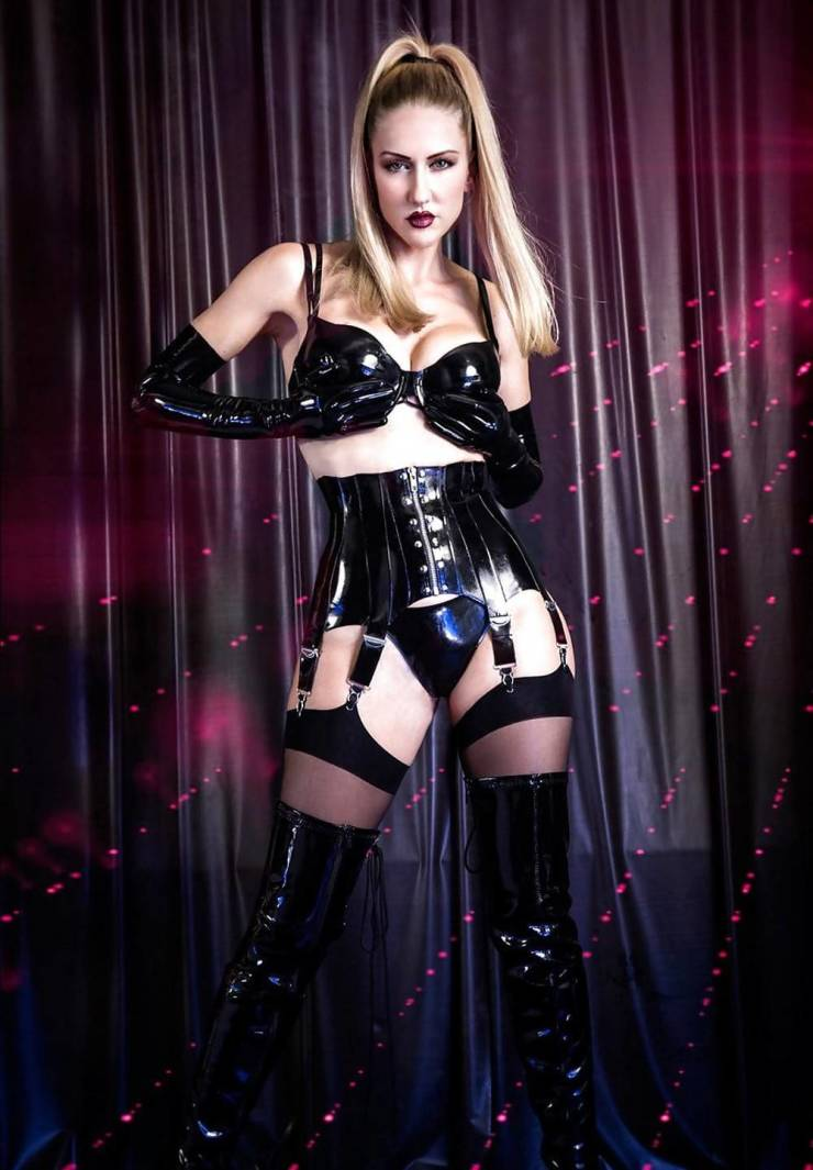 Latex And Leather Bring Everything Together