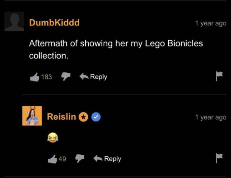 """""""Pornhub"""" Comment Section Is A Rollercoaster Of NSFW And WTF..."""