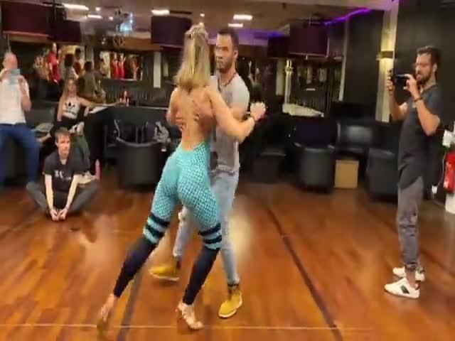 Such A Beautiful Dance!